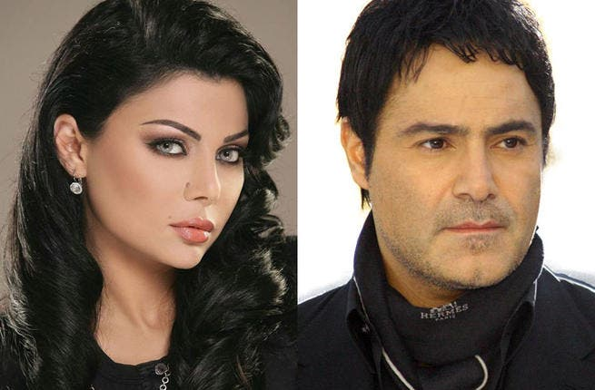 Haifa Wehbe and Assi Helani will heat things up on a cold New Year's night!