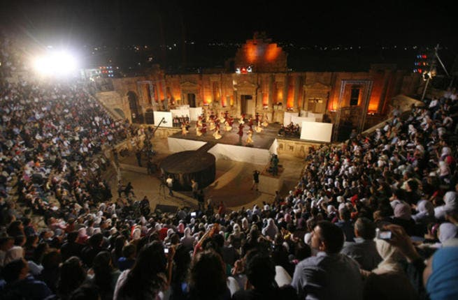 Jerash Festival for Culture and Arts is coming for the 28th time