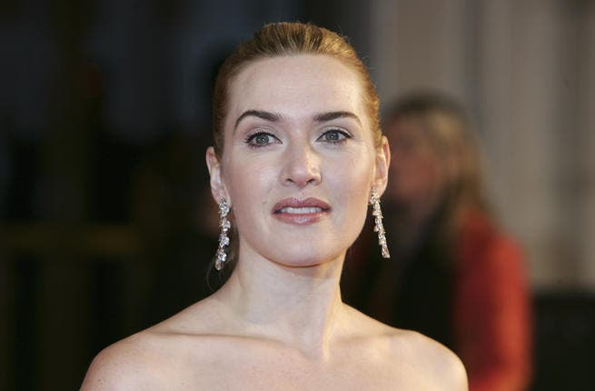 Kate Winslet lost in Luxor