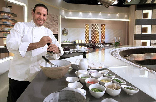 Osama El Sayed says farewell to his popular Dubai TV cooking show, Ma'a Osama Atyab