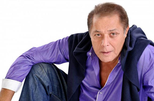 Egyptian celebrity Mahmoud Abdel Aziz is ready for on-screen action again.