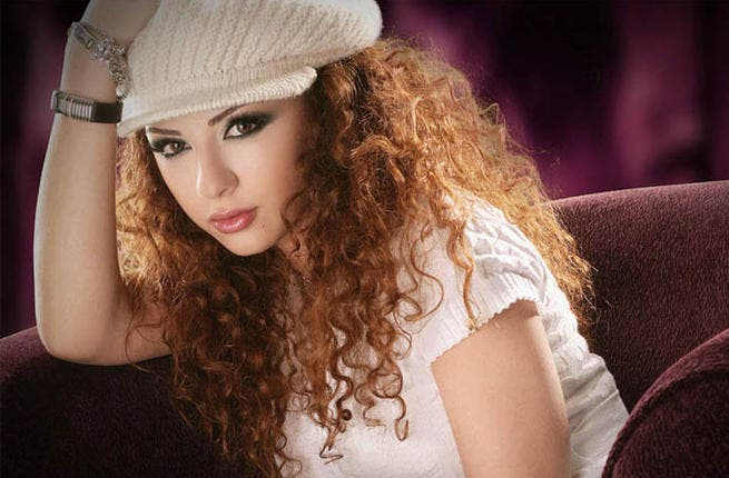 Myriam Fares free from commitment