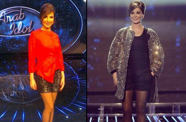 Elissa and Nancy Ajram know how to bring it with fashion.