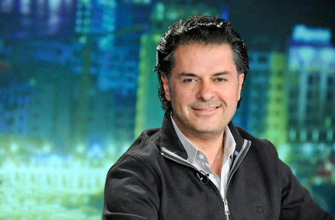 Ragheb Alama is still smiling post-Ahlam interview.