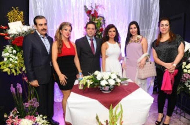 Rasha Sharbatji celebrates her wedding in Dubai with Suzan Najm Al Din