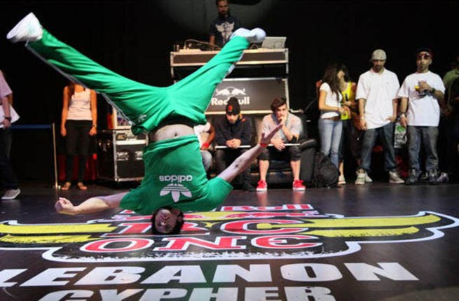 Lebanese youth are loving break dancing