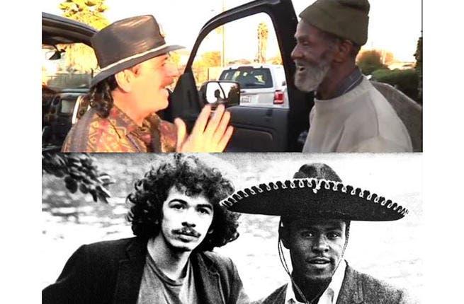 Santana meeting up with Marcus Malone