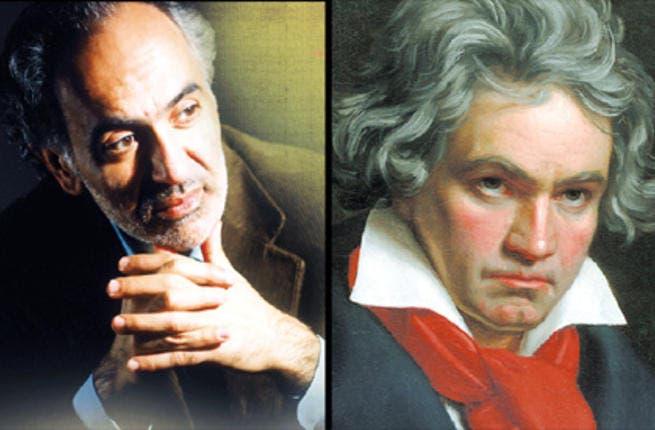 Ahmed El-Saedi's Sinfonietta will take on Beethoven this Sunday (Photo: Ahram Online)