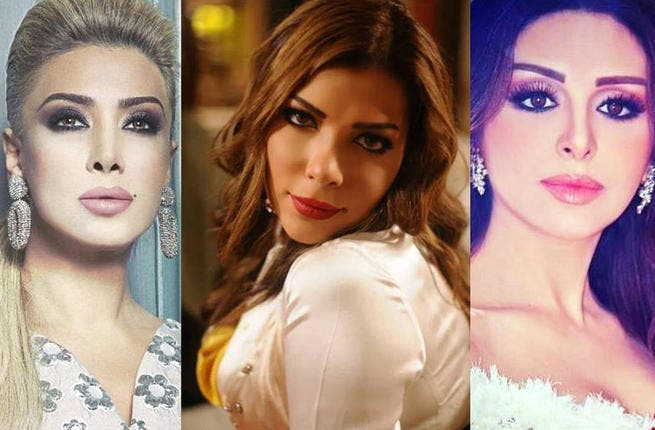 Nawal and Angham are Asala's show guests this month. (Image: Albawaba edit)