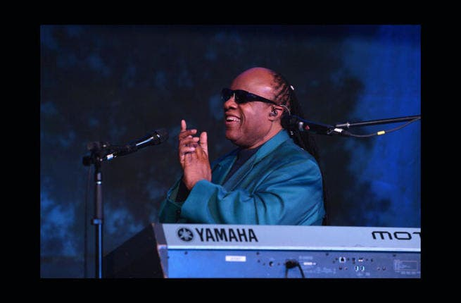 Stevie Wonder (Getty Images/Larry Busacca)