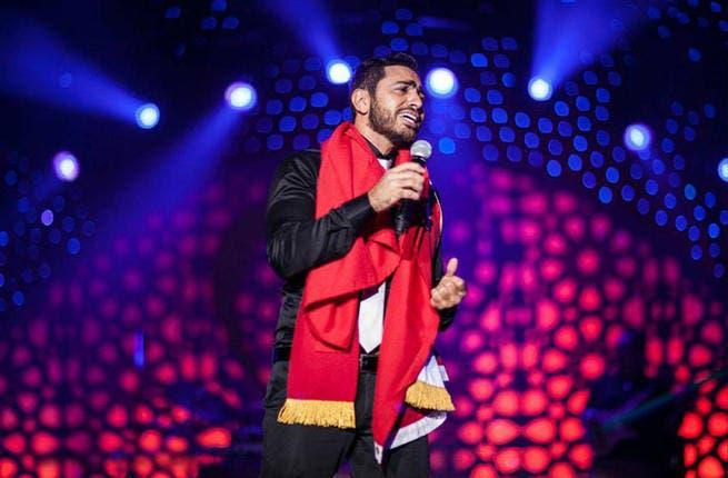 Tamer Hosny loves him some Egypt