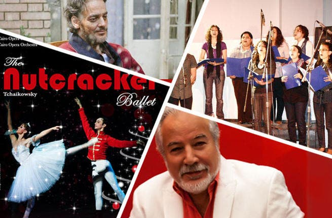 Christmas concerts, film screenings, and much more to do this week in Egypt!