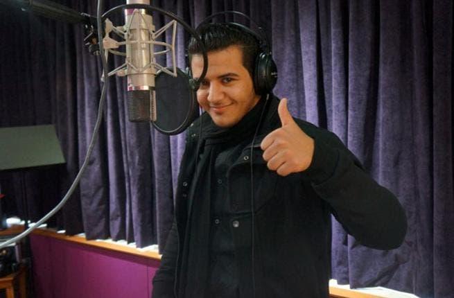 Youssef Arafat sings for Jordan