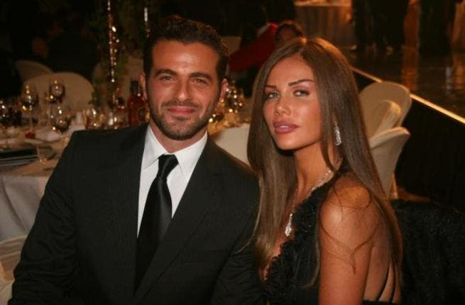 Yousif Al Khal and Nicole Saba lovin' life with a baby on the way