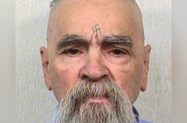 Serial killer and cult leader Charles Manson will be the subject of Tarantino's next film. (California Department of Corrections and Rehabilitation)