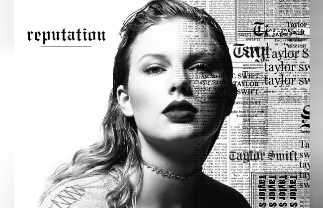 Taylor Swift drops new track Look What You Made Me Do