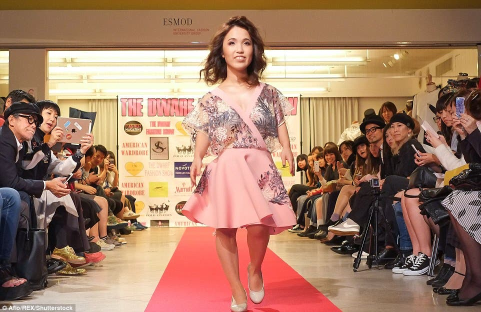 Models Of All Shapes And Sizes To Walk The Runway At Arab