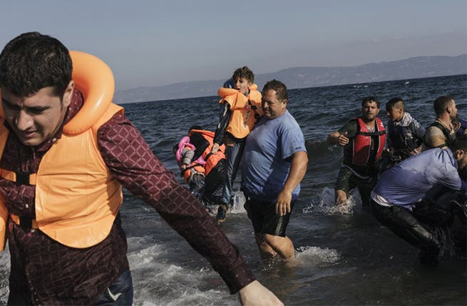 Over the past few years hundreds of thousands have attempted the perilous sea journey in hopes of reaching Europe. (AFP/File)