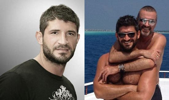 Fadi Fawaz is thrilled that his name has finally been cleared after it was revealed the Wham! singer passed away from natural causes. (File photo)