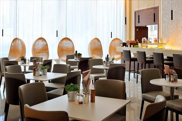 فندق كورت يارد ماريوت أبوظبي يمنحكم تشكيلة واسعة من النكهات الإيطالية الأصيلة   البوابة