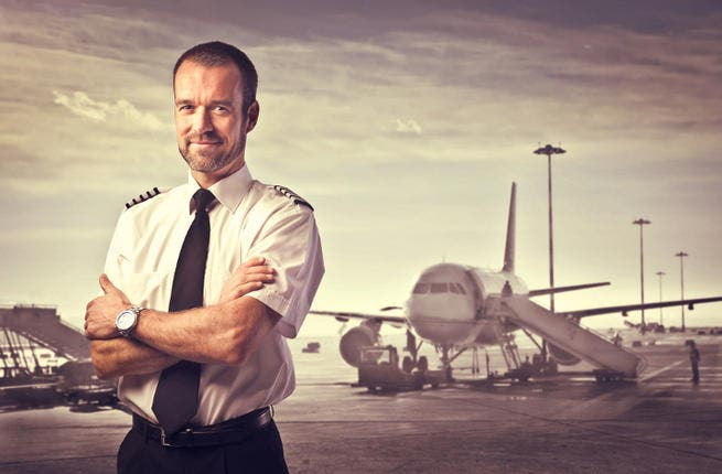 the recent surge in airplane buying has produced a surge in demand for pilots. (Image credit: Shutterstock)