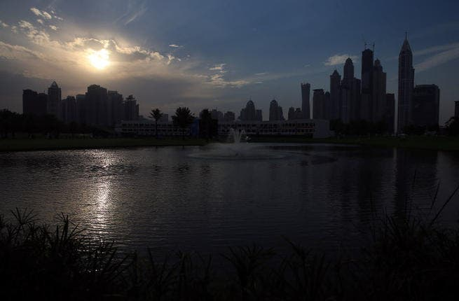 A restaurant in Dubai offers patrons a unique opportunity to dine in the dark. (Image credit: Getty)