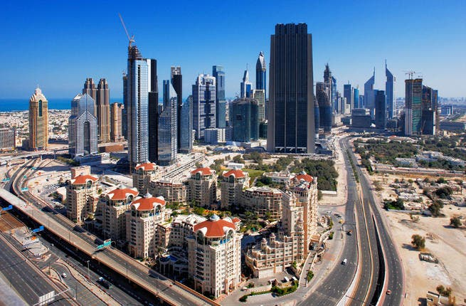 Dubai's price increases so far have been built on solid fundamentals such as trade and tourism. (Image credit: Shutterstock)