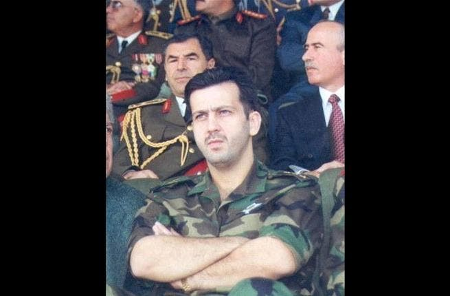 Keeping 'blood' in the family:  The current repressive machine includes Bashar's own brother Maher, who heads the Republican