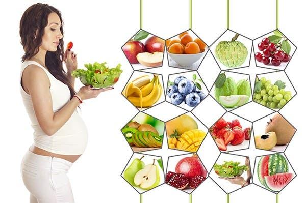 3 أنواع فواكه ضارة اثناء الحمل