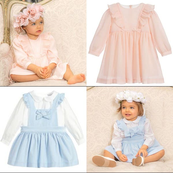 أزياء كلاسيكية للأطفال الأضحى المبارك