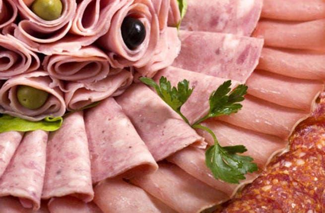 اللحوم الباردة