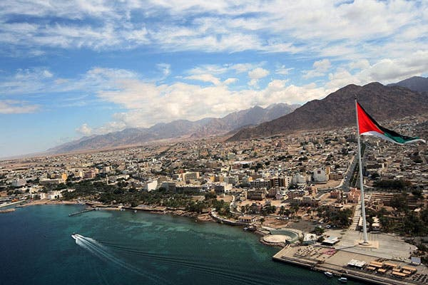 New City On Red Sea