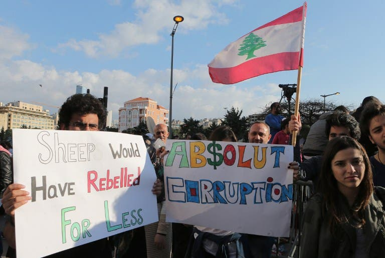 Lebanon  Angry Tax Protests Continue For Fourth