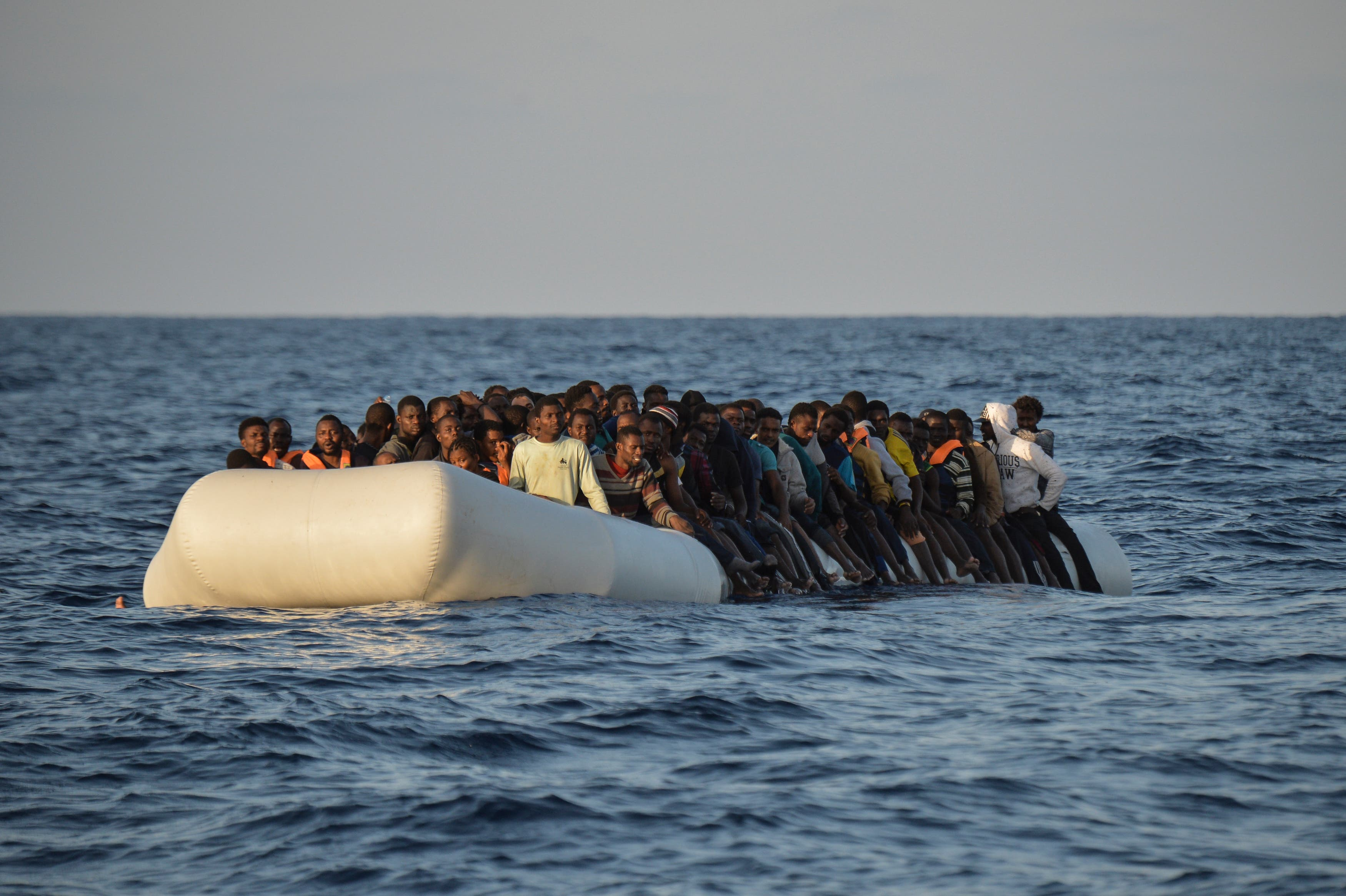 Germany Urges Libya to Cooperate With NGOs on Migrant Rescue Missions