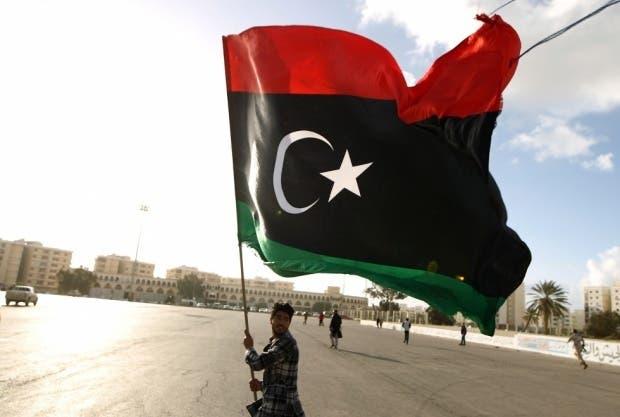 ليبيا نحو طريق سلامة   البوابة