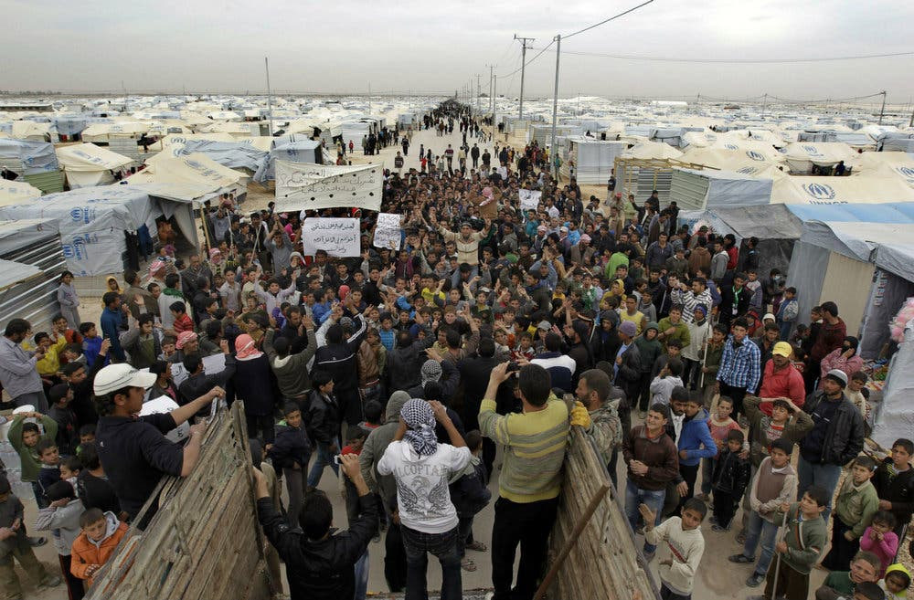 Lebanon says it is hosting 1.5 million Syrians who reside in several places around the country. (AFP/File)