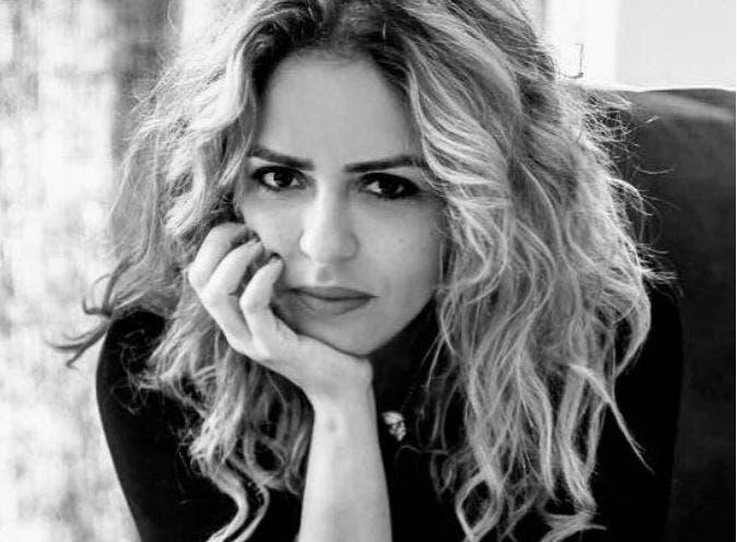 لأوّل مرة... مها الصغير زوجة الفنّان أحمد السقا مقدّمة برامج على شاشة  CBC    البوابة