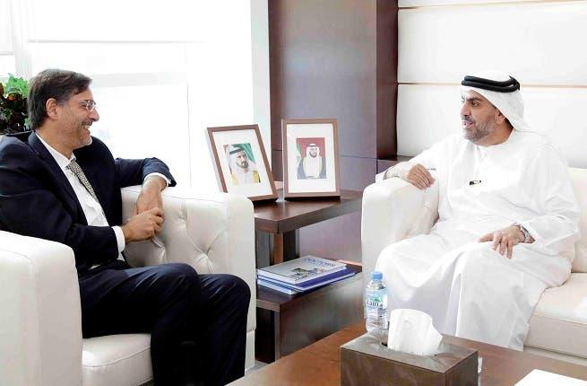 وكيل وزارة الصحة  يبحث تعزيز العلاقات الصحية مع السفير الكندي في الإمارات   البوابة