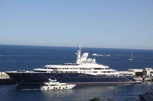 The Top 10 Largest Superyachts Owned By Arabs Al Bawaba
