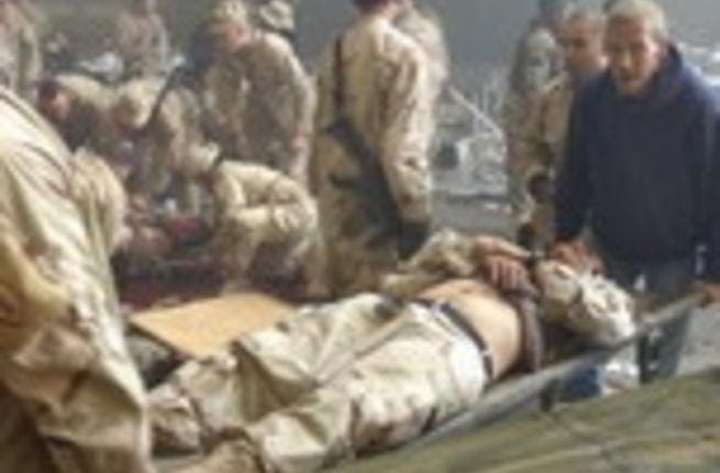 Regret, dead us soldiers thanks. think