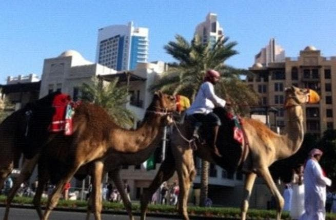 A safer form of transport on the UAE's National Day