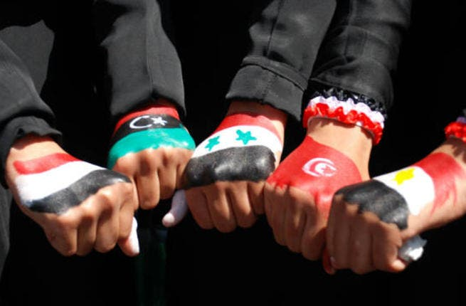 The Arab Spring is a term for the revolutionary wave of demonstrations and protests, riots, and civil wars in the Arab world that began on 18 December 2010. [Wikipedia]