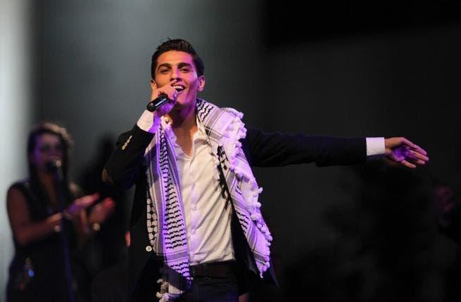 Arab Idol Winner Mohammed Assaf  (AFP/ABBAS MOMANI)