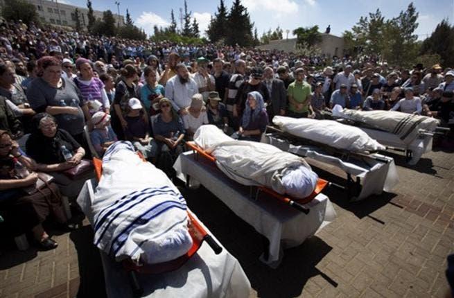 Palestinian bodies