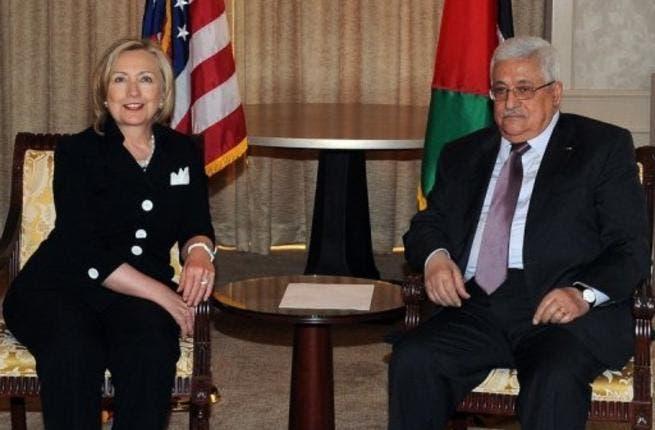 Abbas and Clinton