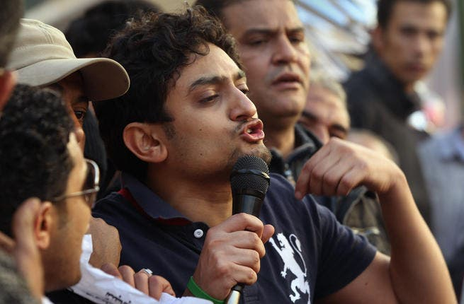 Wael Ghonim- the face of Egypt's Revolution and social media awakening- was propelled into the  world of influential faces when imprisoned for launching Egypt's 2011