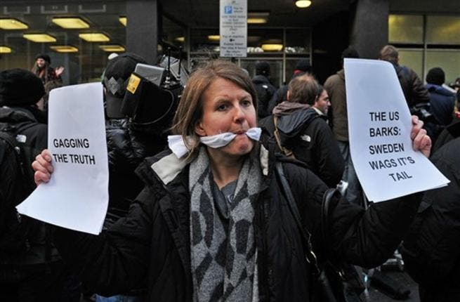 Filmmaker Ken Loach, socialite Jemima Khan, and campaigning journalist John Pilger each offered 20,000 pounds (23,600 euros, 31,400 dollars) for Assange's bail, but it was refused on the grounds that he might try to flee Britain