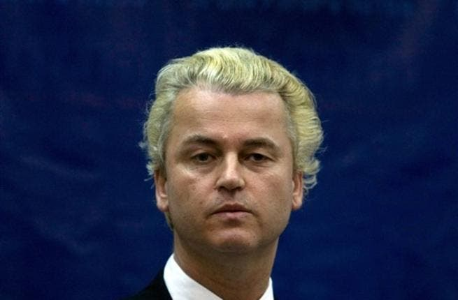 Geert Wilders has repeatedly encouraged Israel to confiscate more Palestinian land