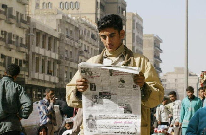 Perceptions of the Middle East: should regional media be playing a more strategic role?
