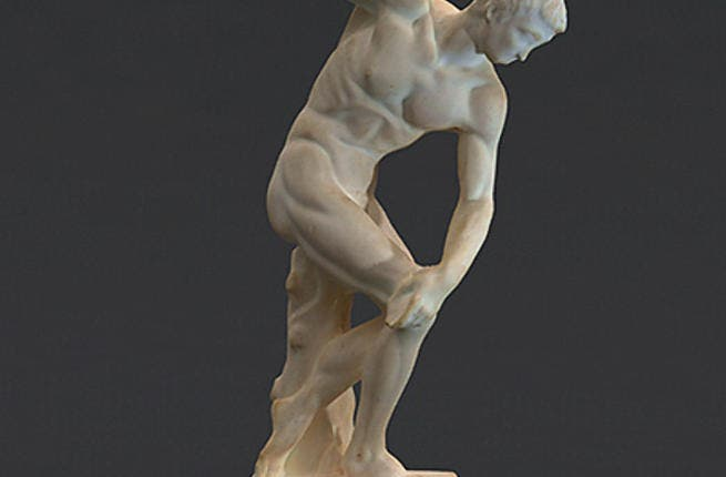 Two nude Greek statues have been removed from Qatar in the midst of a decency debate. Image for illustrative purposes